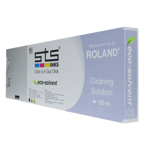 Cleaning Solution Cartridge for Roland Eco-Sol MAX® and Eco Sol-MAX 2® 220ml