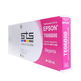Replacement Cartridge for Epson UltraChrome K3  220 mL