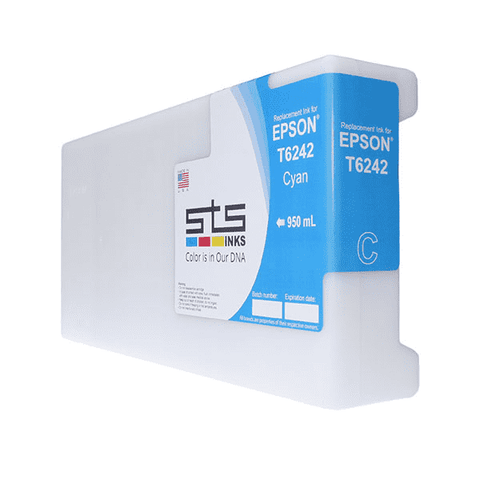 Compatible Cartridge for UltraChrome GS Y 950 mL StylusPro GS6000 - www.allprintheads.com