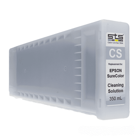 Cleaning Solution Cartridge for EPSON SureColor GS2/GSX 350 mL - www.allprintheads.com