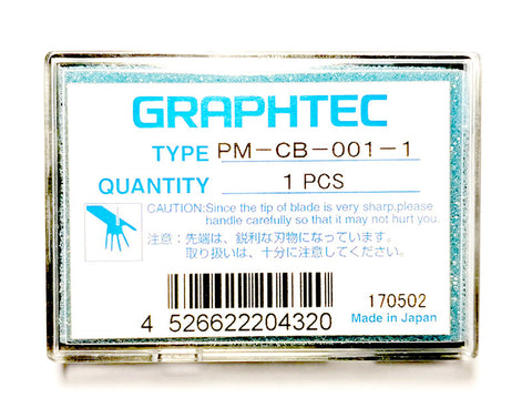 Graphtec super-steel blade 60° 3mm diameter for flatbeds; FC2250, FCX2000 (PM-CB-001) - www.allprintheads.com