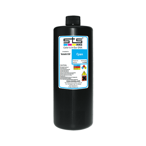 Replacement UV Cure Ink for Vutek 1L - www.allprintheads.com
