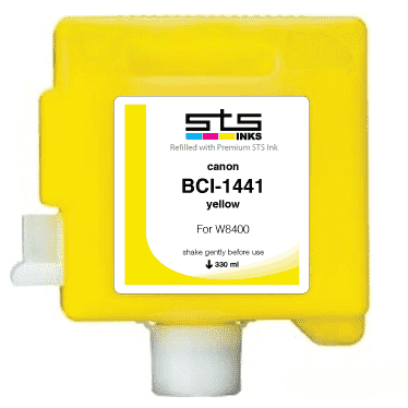 Replacement Cartridge for Canon BCI-1441 for imagePROGRAF - www.allprintheads.com