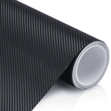 Graphcal™ Carbon Fiber Vinyl | Silver or Black | 54″ x 150′ roll - www.allprintheads.com