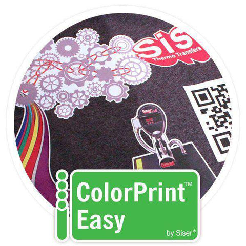 ColorPrint Easy - Solvent Printable Heat Transfer Vinyl - www.allprintheads.com
