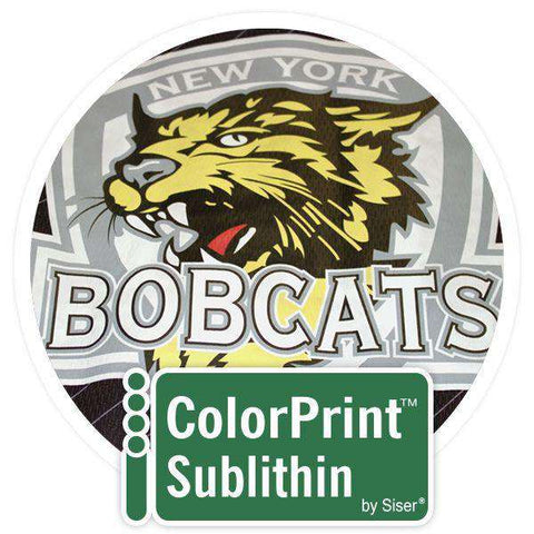 ColorPrint SubliThin Printable Heat Transfer Vinyl - www.allprintheads.com