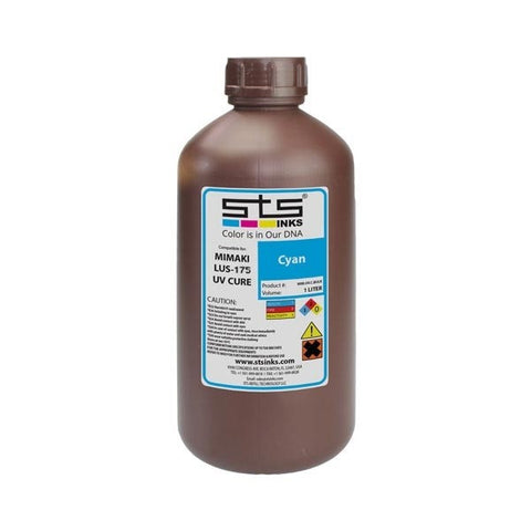 Compatible Ink for Mimaki LUS-175 UV Curable 1 Liter - www.allprintheads.com