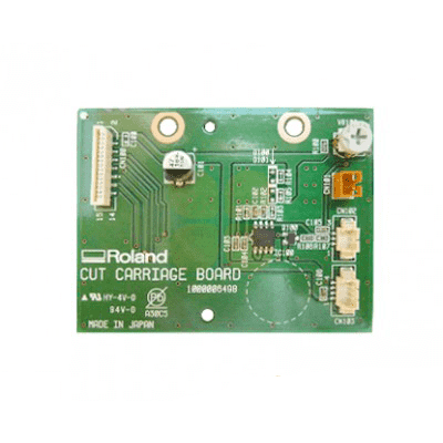 Roland VS-640 Assy, Cut Carriage Board - W701407021 - www.allprintheads.com