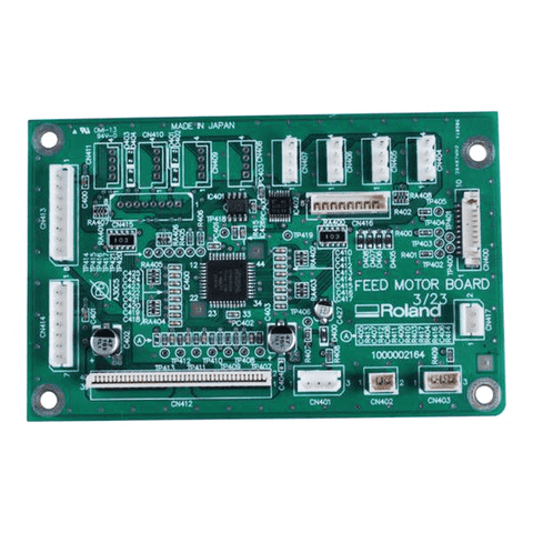 Roland RS-540 / RS-640 Assy, Feed Motor Board - W700981230
