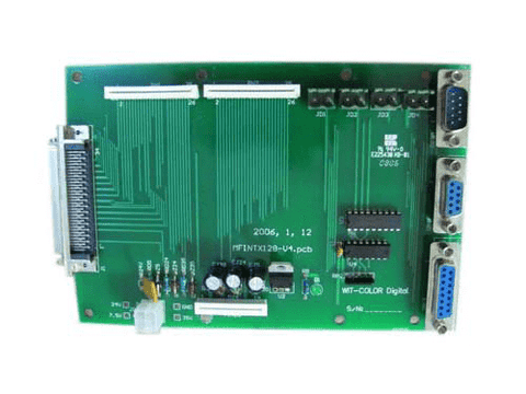 Terminal Board for WIT-COLOR Ultra 1000 Printer - www.allprintheads.com