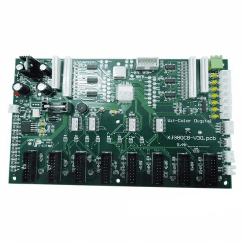 WIT-COLOR Ultra 2000 Printer Carriage Control Board - www.allprintheads.com