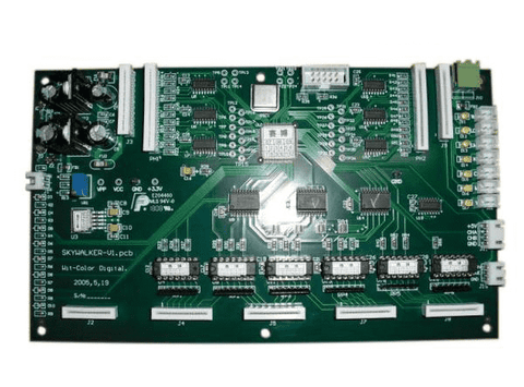 Carriage Control Board for WIT-COLOR Ultra 1000 Skywalker Printer