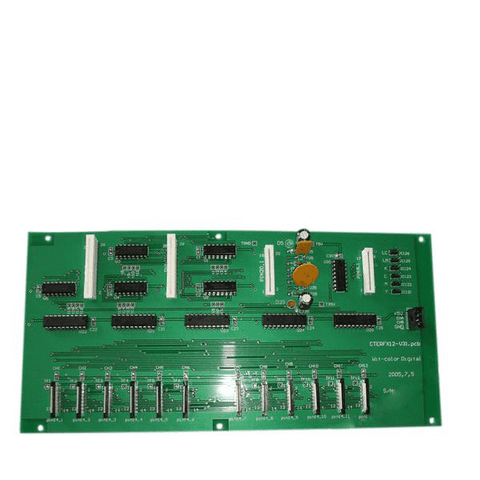 Carriage Control Board for WIT-COLOR 3312 / 3316 Printer - www.allprintheads.com