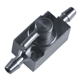Myjet Printer Manual Two-way Valve (Metal) - www.allprintheads.com