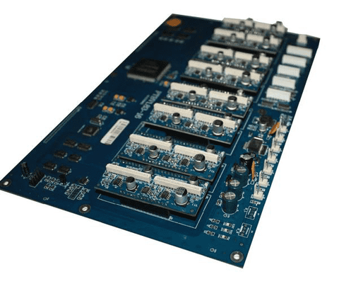 Carriage board with free Head cable connector ZY3208/ZY3408/IconTek M7/FY3208/FY3408 SPT1020 35PL printhead - www.allprintheads.com