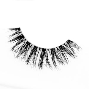 Close up product image of Petite Cosmetics Daisy Lash from Luxe Faux Mink Collection