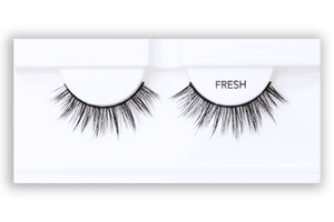 Petite Cosmetics Fresh false lashes tray packaging
