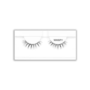 Petite Cosmetics Whispy Lashes from Natural Light Collection - Tray Shot