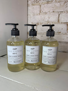 Two Sisters Naturals Hand & Body Wash