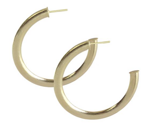 Lark Hoop Earrings