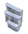 Mumi Toiletry Cubes (set of 3)