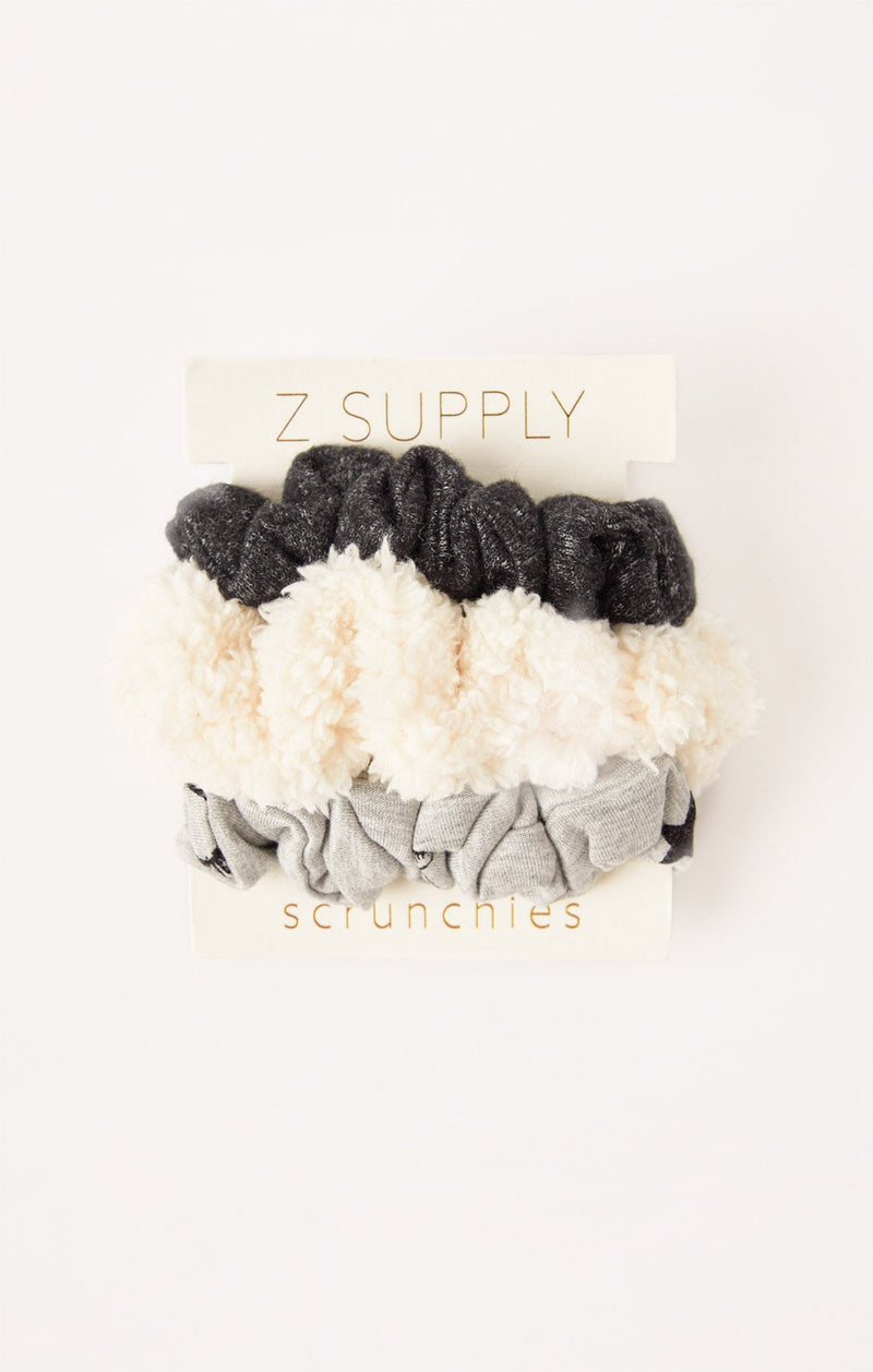 3 Pack Scrunchies