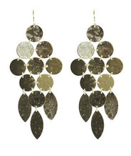 Marcia Moran Beatrix Statement Chandelier Earrings