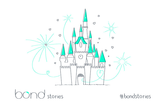 #Bondstories: They Found Love in a Disneyland