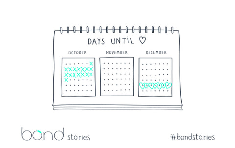 #Bondstories: Counting Days Till Christmas