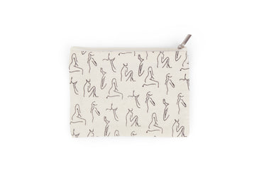 Organic Cotton Pouch - the TOM Co Classic