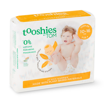 Toddler Nappies 10-16kg: Multi 2 Pack