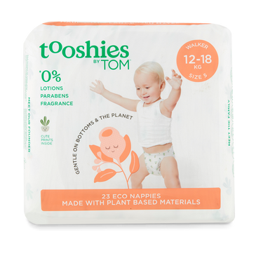 Walker Nappies 12-18kg: Multi 4 Pack