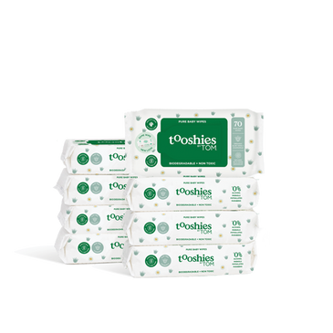 Aloe Vera Pure Baby Wet Wipes: 8 pack