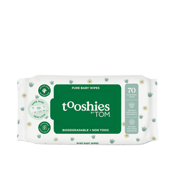 Tooshies By TOM Aloe Chamomile Baby WIpes