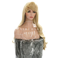 Custom styled Aurora wig by Fairytale Wigs
