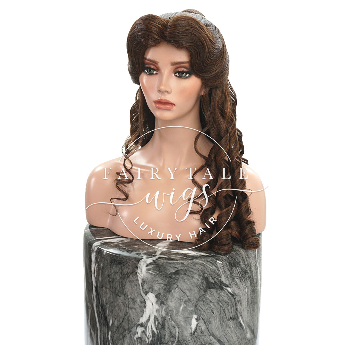 Belle Formal Custom Wig