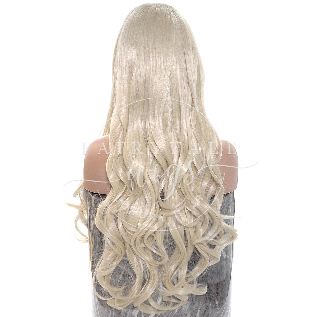 Ariana Lace Top - Ice Blonde