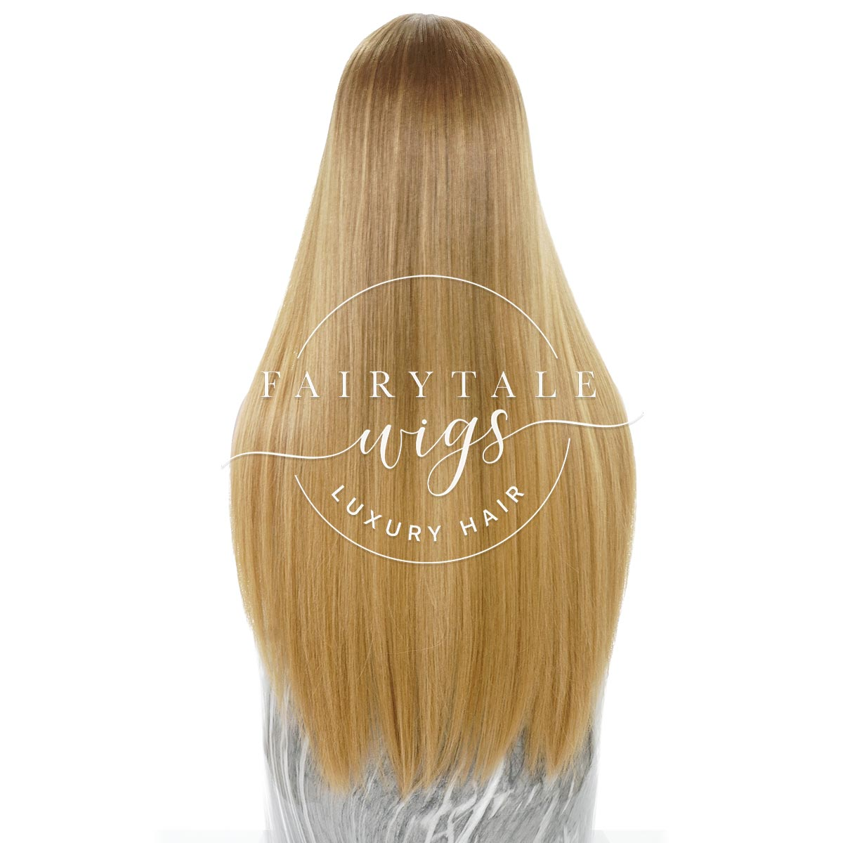 Golden Ash Ombre - 20 Inches