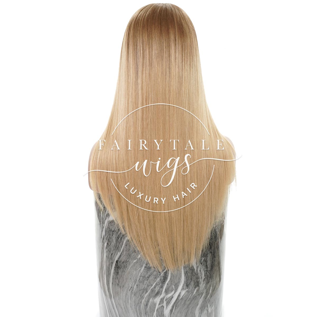 Honey Wheat Ombre - 18 Inches