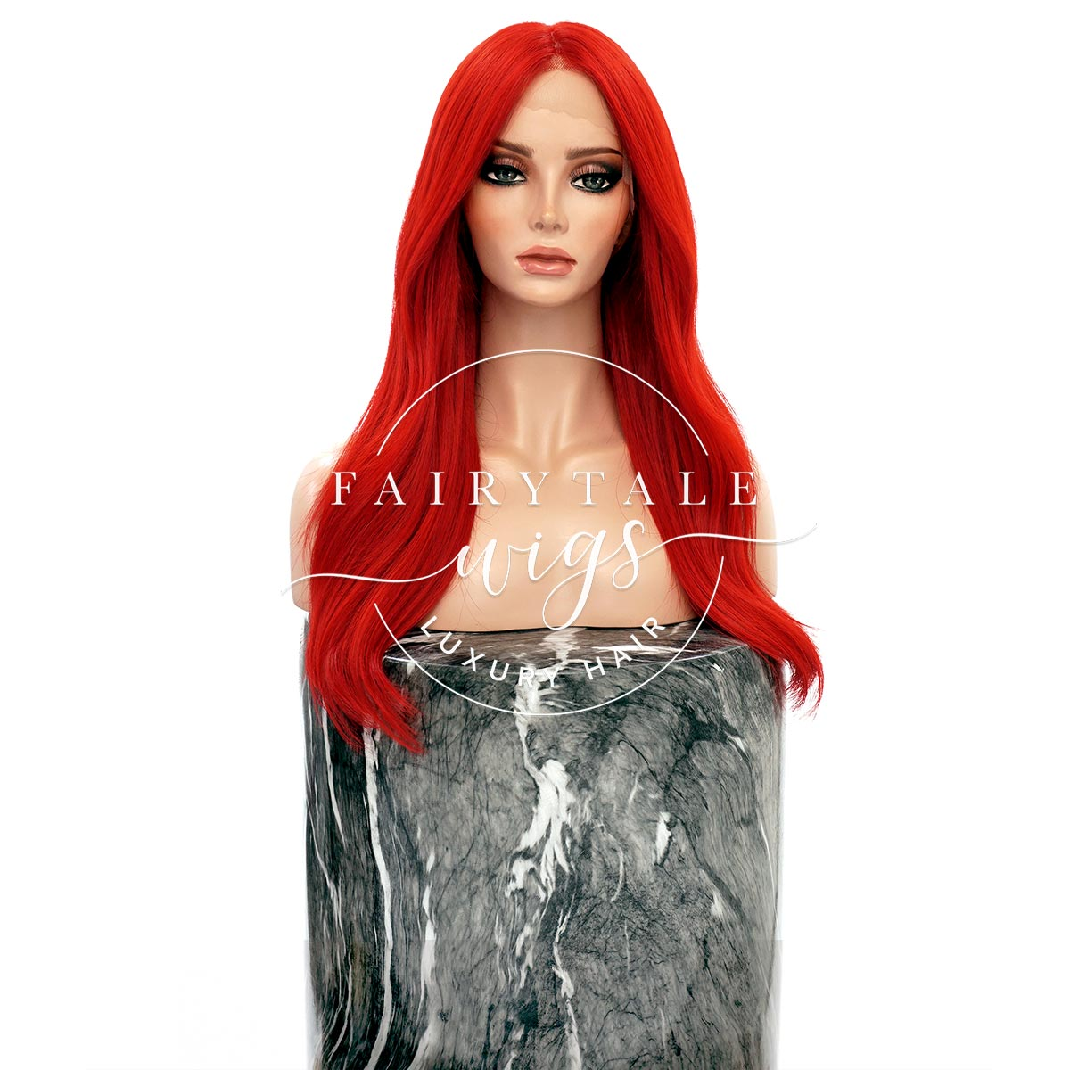 Mermaid Red - 16 Inches