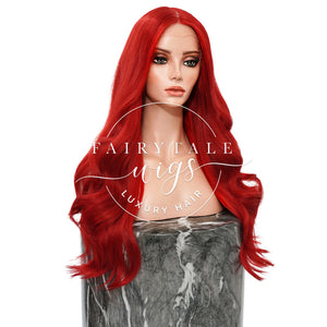 Mermaid Red - 20 Inches