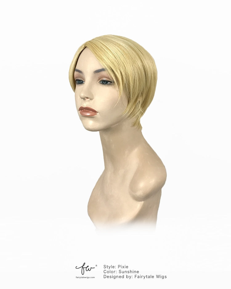 Pixie Wig - Tinker Bell Inspired | Synthetic Non Lace