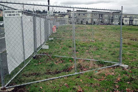 construction rental fence Emerald City Statewide