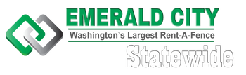 Emerald City Statewide Fence Rentals