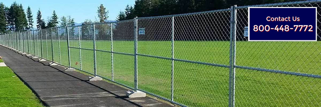 Temporary Fence Rentals In Seattle Area Emerald City