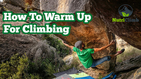 How To Warm Up For Climbing