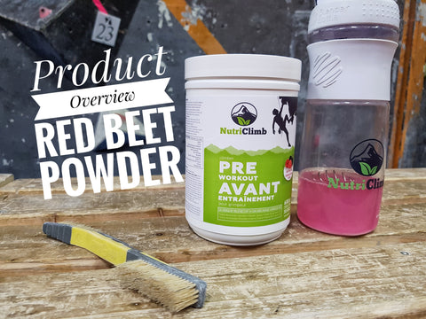 Product Overview - Red Beet Powder
