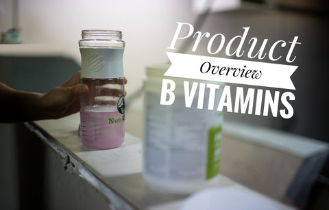 Product Overview - B Vitamins