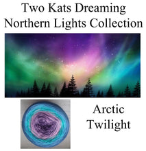 """Arctic Twilight"""