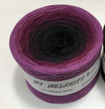 infinity_wolltraum_glitter_purple_violet_black_gradient_yarn